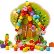 Деревянная развивающая игрушка а Приднестроье