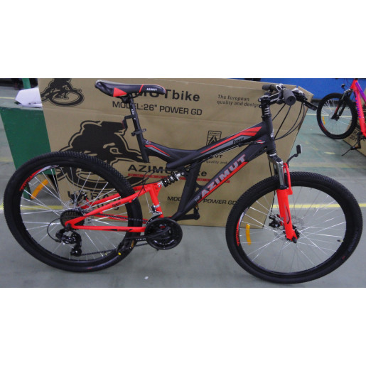 Велосипед 24*Power GFR/D
