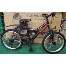 Велосипед 20*Blackmount