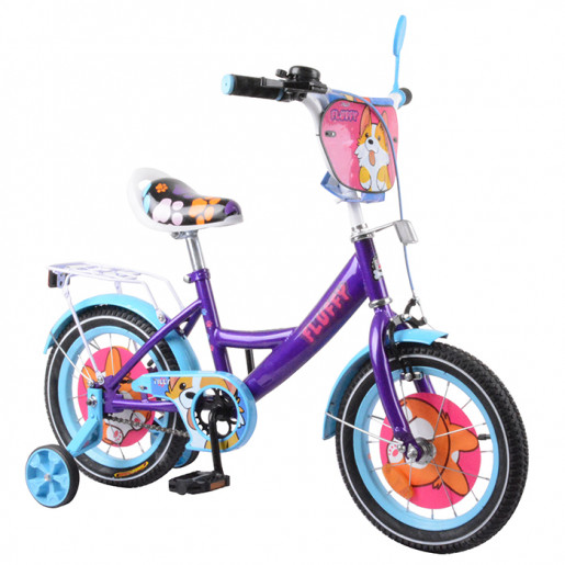 Велосипед TILLY 14*Fluffy