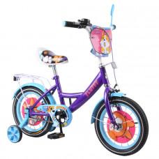 Велосипед 14*Fluffy