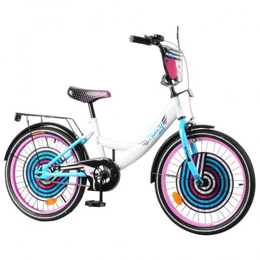 Велосипед TILLY 20*Fancy