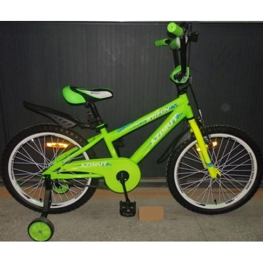 Велосипед Azimut STITCH  12