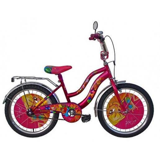 Велосипед Azimut 14*Winx