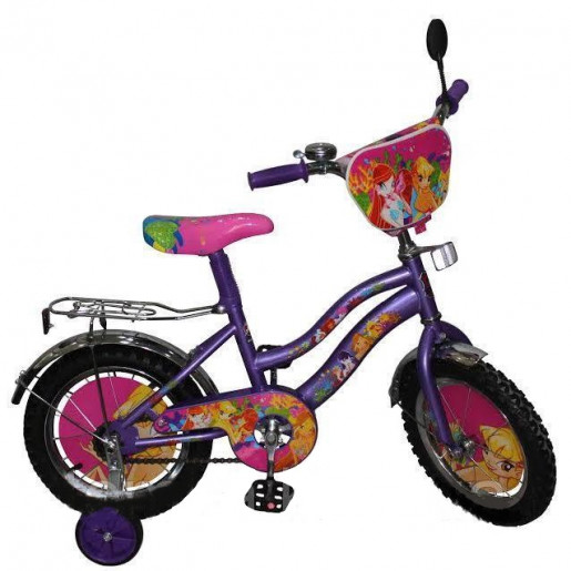 Велосипед Azimut 16*Winx