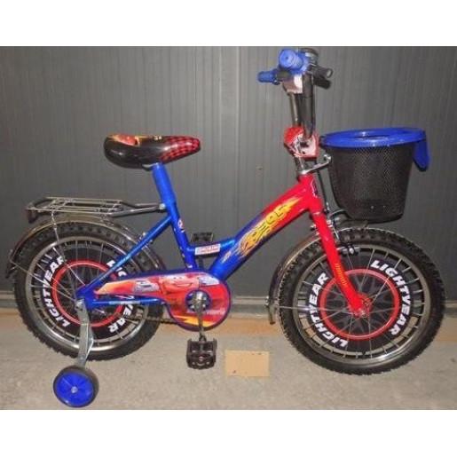 Велосипед Azimut Тачки 12+