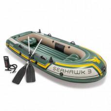 Лодка 3-х местная