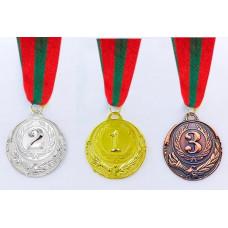 Медаль с лентой Приднестровье d-6,5см C-4329-P
