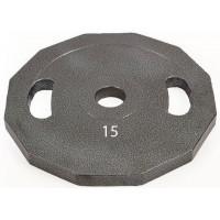 Блины (диски) 15кг d-52мм UR Newt NT-5221-15