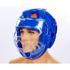Шлем с пластиковой маской BO-5490 DAEDO