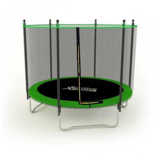Батут Active Hobby 183 см с защитной сеткой
