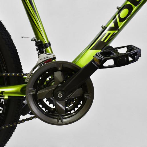 Велосипед 26* EVOLUTION Зелёный