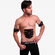 Миостимулятор для тренировки всех групп мышц SMART FITNESS EMS Fit Boot Tonin ZD-0322