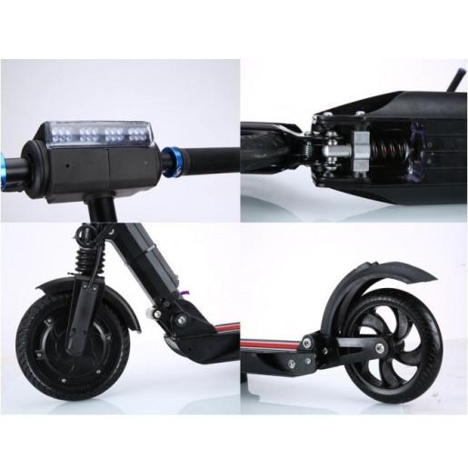 Электросамокат SU 3 Black