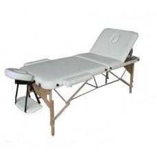 Массажный стол 3-х секционный HY-30110B