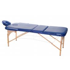 Массажный стол 3-х секционный HY-30110BС