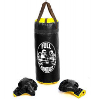 Боксерский набор детский (перчатки+мешок) SP-Planeta BO-4675-L