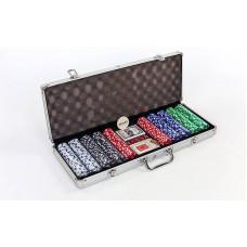 Набор для покера в алюминиевом кейсе IG-2115