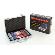 Набор для покера в алюминиевом кейсе IG-2056