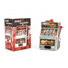 Копилка-игровой автомат Однорукий бандит LM-12