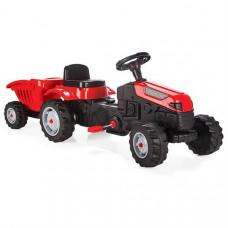 Педальный Трактор с прицепом ACTIVE (07316)