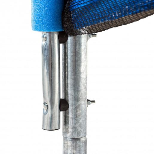 Батут Atleto в диаметре 183 см с защитной сеткой