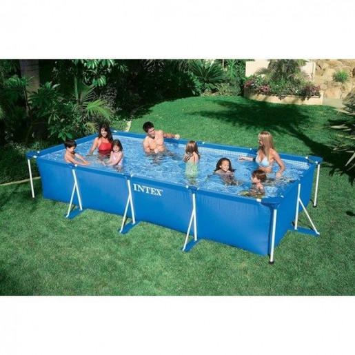 Каркасный бассейн 450х220х85см