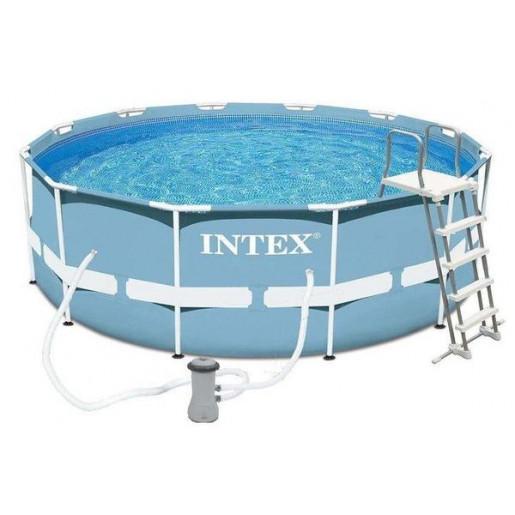 Каркасный бассейн 366х99см