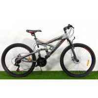 Велосипед 24*Shock FR/D