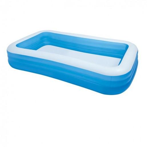 Детский надувной бассейн 305x183x56см, 999Л