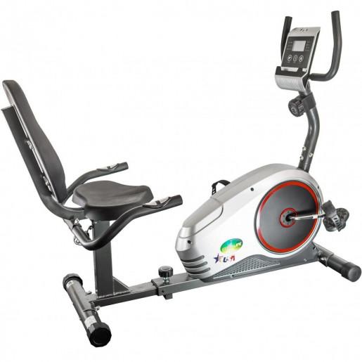 Горизонтальный велотренажер USA Style GL413 Магнитный