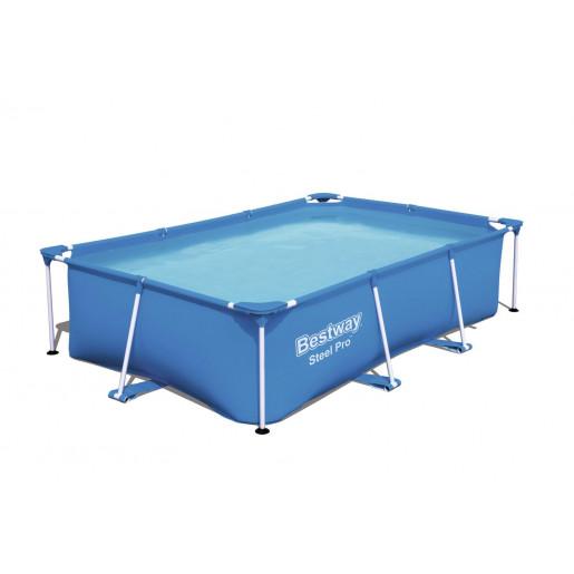Каркасный бассейн Steel Pro 259х170х61см, 2300л