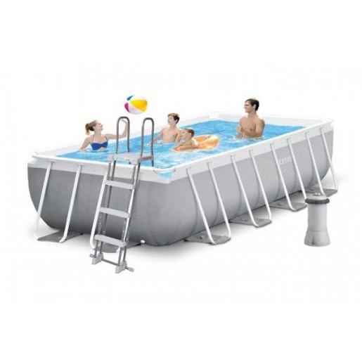 Каркасный бассейн INTEX 400x200x122см