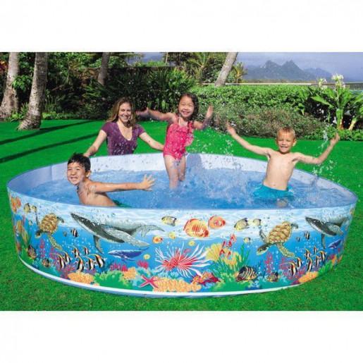 Детский бассейн SNAPSET 244x46cm, 2040Л
