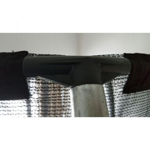 Батут Atleto 404 см с внутренней сеткой