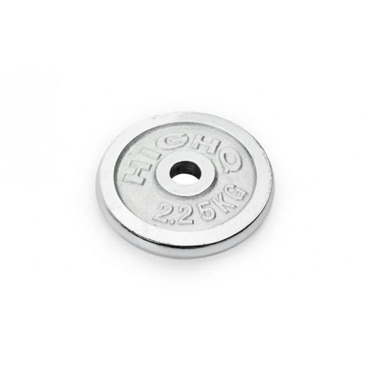 Гантели 50кг разборные (2шт) хромированные ТА-1435-50CH