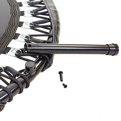 Батут с ручкой складной круглый 48in RECORD FI-6432