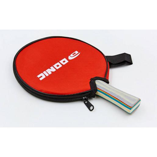 Ракетка DONIC для настольного тенниса 1 штука в чехле МТ-7138 WALDNER