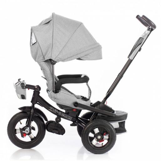 Велосипед трехколесный TILLY CAYMAN с пультом и усиленной рамой T-381/2