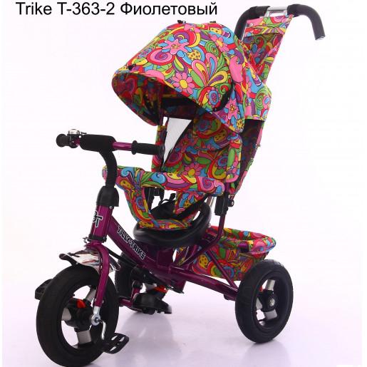 Велосипед трехколесный TILLY Trike T-363