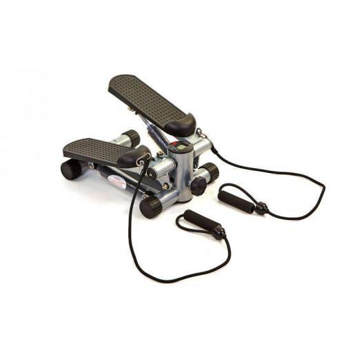 Мини-степпер с эспандерами TR-3532