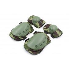 Защита тактическая наколенники, налокотники BC-4039-WL