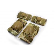 Защита тактическая наколенники, налокотники  BC-4267-HG