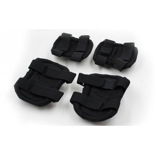 Защита тактическая наколенники, налокотники BC-4703-BK