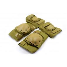 Защита тактическая наколенники, налокотники BC-4267-H