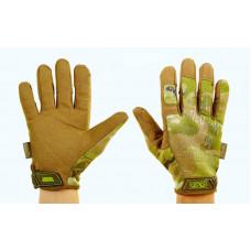 Перчатки тактические с закрытыми пальцами MECHANIX BBC-5623-M