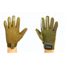 Перчатки тактические с закрытыми пальцами BLACKHAWK BC-4924-G