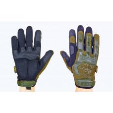 Перчатки тактические с закрытыми пальцами MECHANIX BC-5629-O