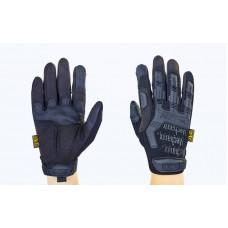 Перчатки тактические с закрытыми пальцами MECHANIX BC-5629-BK