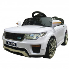 Детский электромобиль HJ-5555 (T-7828) WHITE